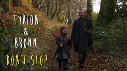 Tyrion y Bronn