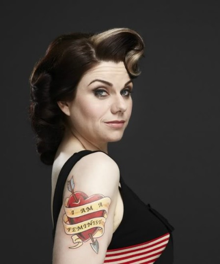 Caitlin Moran writer, journalist