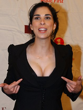 Sarah-Silverman-Boobs